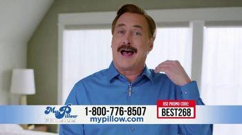My Pillow Premium TV Spot, 'Mike's Best Offer Ever' - Thumbnail 6