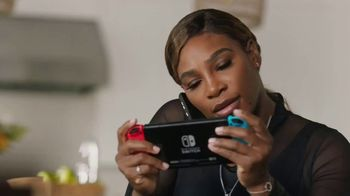 Nintendo Switch TV Spot, \'Serena Williams Plays Her Favorite Games: Just Dance 2021\'