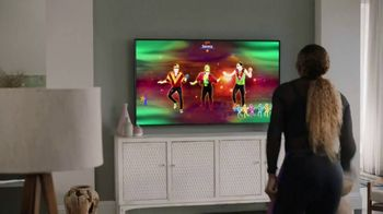 Nintendo Switch TV Spot, 'Serena Williams Plays Her Favorite Games: Just Dance 2021' - Thumbnail 5