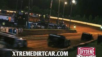 Drydene Xtreme Dirtcar Series TV Spot, 'Be There'