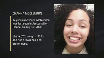 National Center for Missing & Exploited Children TV Spot, 'Ziyanna McClendon'