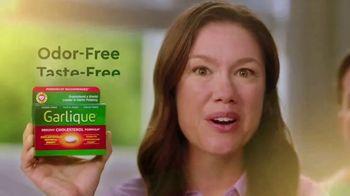 Garlique Healthy Cholesterol Formula TV Spot, 'Do Something: Cholesterol' - Thumbnail 6