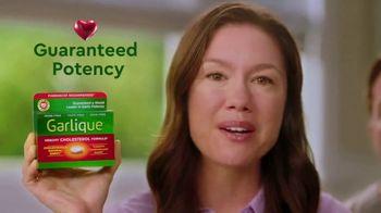 Garlique Healthy Cholesterol Formula TV Spot, 'Do Something: Cholesterol' - Thumbnail 7