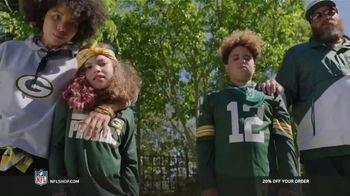 NFL Shop TV Spot, 'My Everything: 20% Off' Song by Bakar - Thumbnail 1