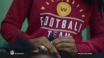 NFL Shop TV Spot, 'My Everything: 20% Off' Song by Bakar - Thumbnail 2