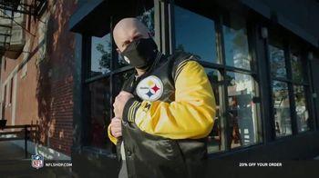 NFL Shop TV Spot, 'My Everything: 20% Off' Song by Bakar - Thumbnail 3