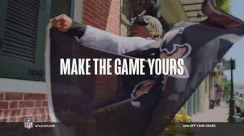 NFL Shop TV Spot, 'My Everything: 20% Off' Song by Bakar - Thumbnail 6