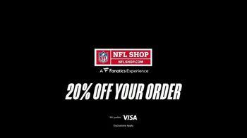 NFL Shop TV Spot, 'My Everything: 20% Off' Song by Bakar - Thumbnail 7