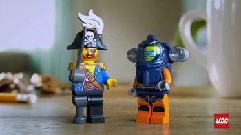 LEGO TV Spot, 'Nickelodeon: Who Built It Best'