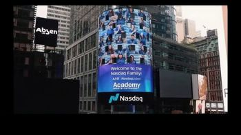 NASDAQ TV Spot, 'Academy Sports + Outdoors'