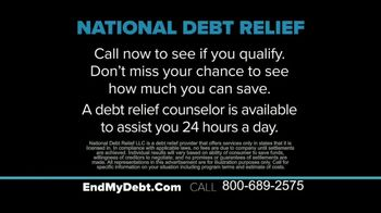 National Debt Relief TV Spot, 'COVID-19: Back on Track' - Thumbnail 7