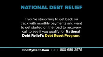 National Debt Relief TV Spot, 'COVID-19: Back on Track' - Thumbnail 2