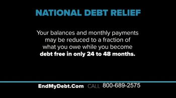 National Debt Relief TV Spot, 'COVID-19: Back on Track' - Thumbnail 3