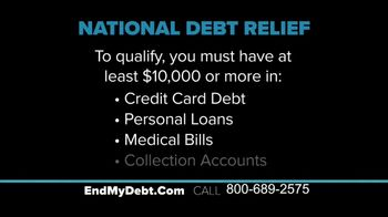National Debt Relief TV Spot, 'COVID-19: Back on Track' - Thumbnail 4