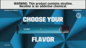 VUSE Alto TV Spot, 'Customize Your Vapor'