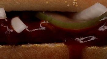 McDonald's McRib TV Spot, 'A Sandwich You Set a Reminder For'