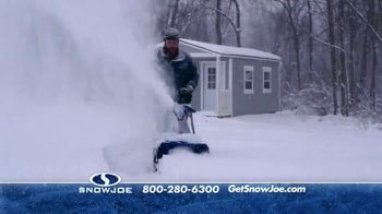Snow Joe TV Spot, 'It's Coming' - Thumbnail 2
