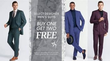 K&G Fashion Superstore Holiday Event TV Spot, 'Activewear and Suits' - Thumbnail 5