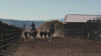 Durango Boots TV Spot, 'Built for Your Western Life'