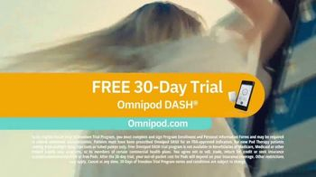 Omnipod TV Spot, 'Tired of Daily Injections: 30-Day Trial' - Thumbnail 8