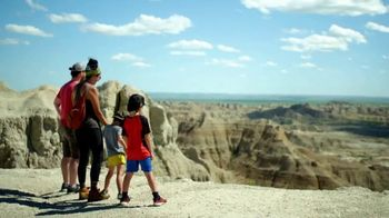 South Dakota Department of Tourism TV Spot, 'Right Now' - 199 commercial airings