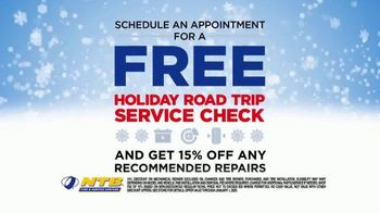 National Tire & Battery TV Spot, 'Season to Save: Service Check and $100' - Thumbnail 3