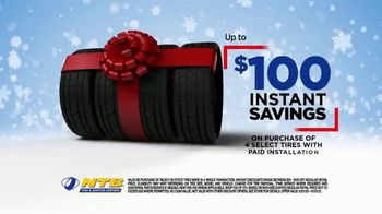 National Tire & Battery TV Spot, \'Season to Save: Service Check and $100\'