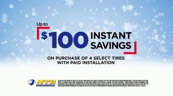 National Tire & Battery TV Spot, 'Season to Save: Save $100 and Free Holiday Service Check' - Thumbnail 2
