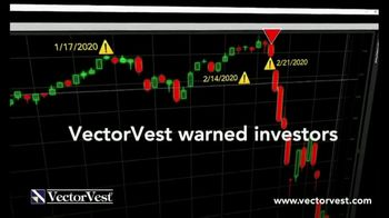 VectorVest TV Spot, 'You Deserve a Better Year: Trial'