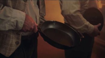 Lodge Cast Iron Blacklock TV Spot, 'Origin Story' - Thumbnail 3