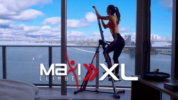 MaxiClimber XL TV Spot, 'Trigger the After Burn Effect'