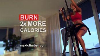 MaxiClimber XL TV Spot, 'Trigger the After Burn Effect' - Thumbnail 4