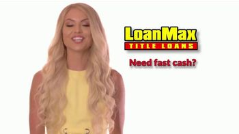 LoanMax Title Loans TV Spot, 'We're Here for You' - Thumbnail 1