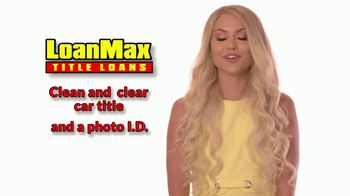 LoanMax Title Loans TV Spot, 'We're Here for You' - Thumbnail 4