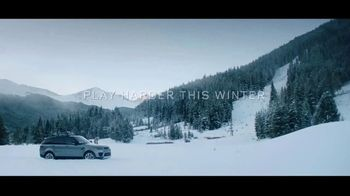 Land Rover Season of Adventure Sales Event TV Spot, 'Play Harder' Featuring Mikaela Shiffrin [T2]