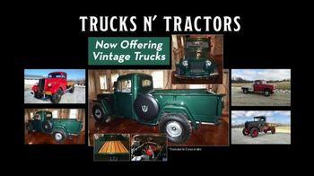 Mecum Gone Farmin' 2021 Spring Classic TV Spot, 'Vintage Trucks or Tractors'