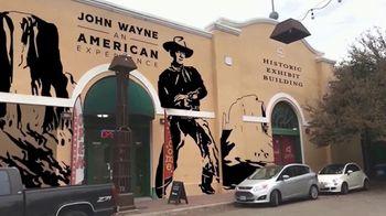 John Wayne Enterprises TV Spot, 'John Wayne: An American Experience'