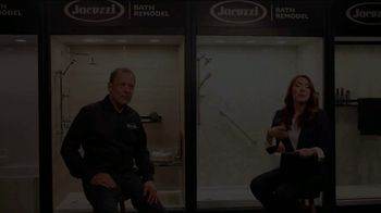 Jacuzzi TV Spot, 'Converting to a Shower' - Thumbnail 1