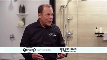 Jacuzzi TV Spot, 'Converting to a Shower' - Thumbnail 3