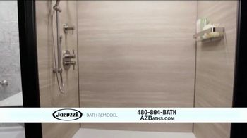 Jacuzzi TV Spot, 'Converting to a Shower' - Thumbnail 4