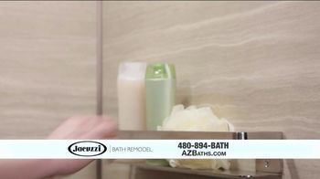 Jacuzzi TV Spot, 'Converting to a Shower' - Thumbnail 5