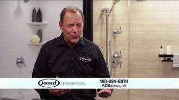 Jacuzzi TV Spot, 'Converting to a Shower' - Thumbnail 6