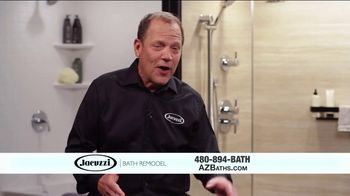 Jacuzzi TV Spot, 'Converting to a Shower' - Thumbnail 7