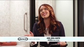 Jacuzzi TV Spot, 'Converting to a Shower' - Thumbnail 8