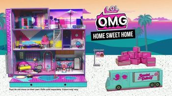 L.O.L. Surprise! O.M.G. Home Sweet Home TV Spot, 'Move In' - Thumbnail 7