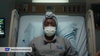 American Cancer Society TV Spot, 'La lucha contra el cáncer empieza contigo' [Spanish]