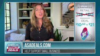 America's Steals & Deals TV Spot, 'Wrinkles Schminkles' Featuring Genevieve Gorder - Thumbnail 9