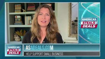 America's Steals & Deals TV Spot, 'Wrinkles Schminkles' Featuring Genevieve Gorder - Thumbnail 2