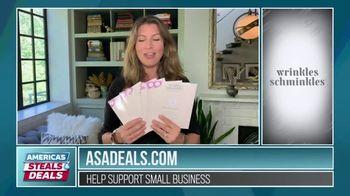 America's Steals & Deals TV Spot, 'Wrinkles Schminkles' Featuring Genevieve Gorder - Thumbnail 3