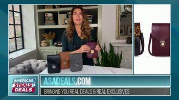 America's Steals & Deals TV Spot, 'Touchscreen Purse' Featuring Genevieve Gorder - Thumbnail 9